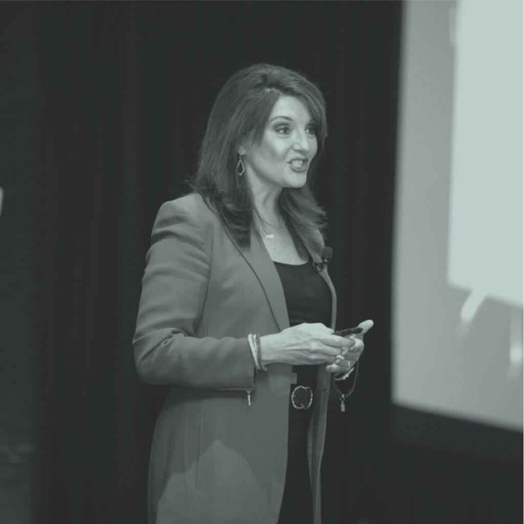 sharon speaking