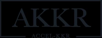 Accel-KKR logo