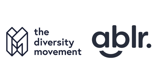 The Diversity Movement and Ablr logos side by side