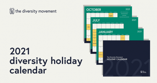 pictures of the diversity holiday calendar