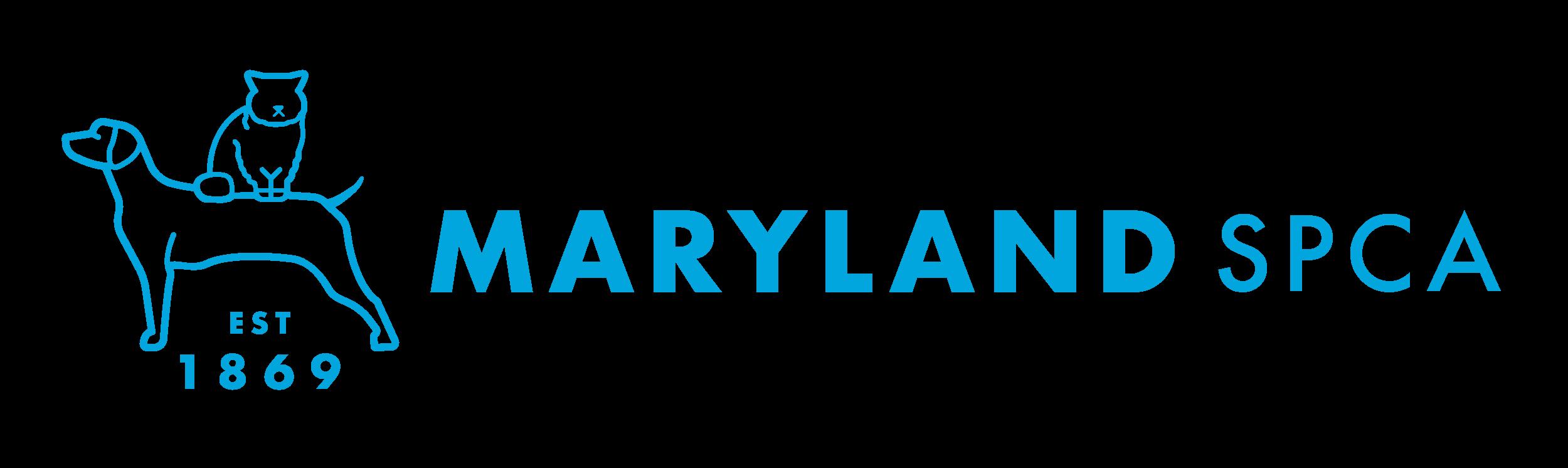 Maryland SPCA logo