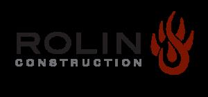 Rolin Construction logo